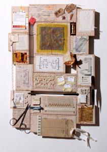 Textile Conservation commission by Ali Ferguson