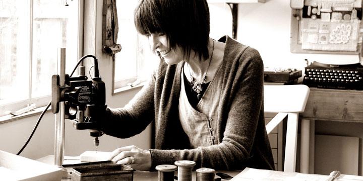Ali Ferguson Textile Artist