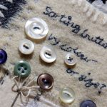 Stories From The Sewing Box : Stories From The Scullery workshop