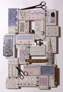 21 Patch Patchwood Sampler - Ali Ferguson Textiles