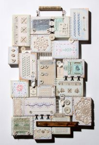 21 Patch Patchwood Sampler - Ali Ferguson Textiles