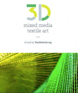 3D Textile Art cover