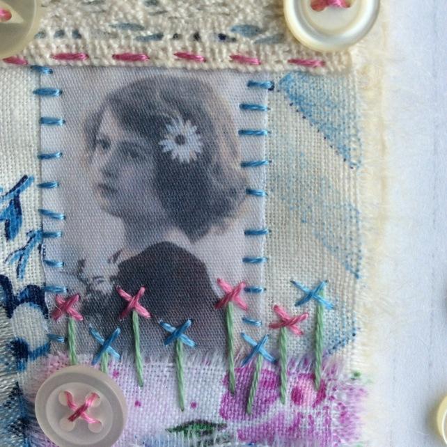 Vintage Style Brooch 10