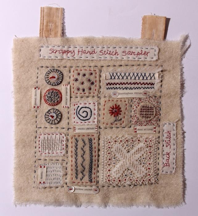 Ali Ferguson textile workshops