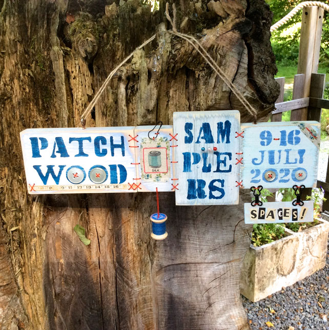 Patchwood Samplers at Crafty Retreats