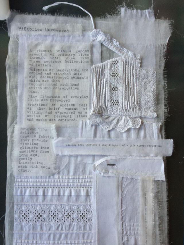 Ali Ferguson textile art