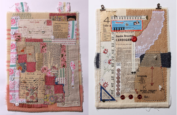 Ali Ferguson workshop collage